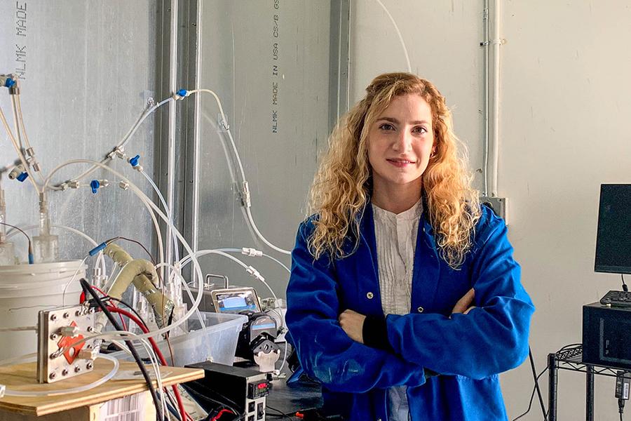 Fuelcellsworks, Laureen Meroueh, MIT