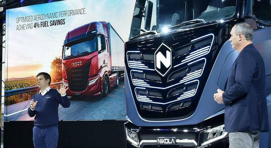 Fuel Cells Works, IVECO Confirms Dates for Nikola Electric Trucks