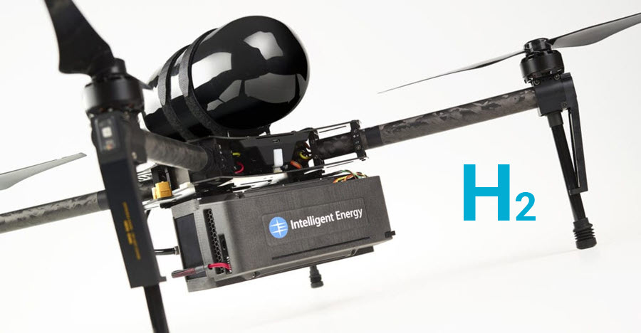 Fuel Cells Works, Intelligent Energy to Visit AUVSI Xponential to Showcase its Market Leading Fuel Cell Products for UAV's