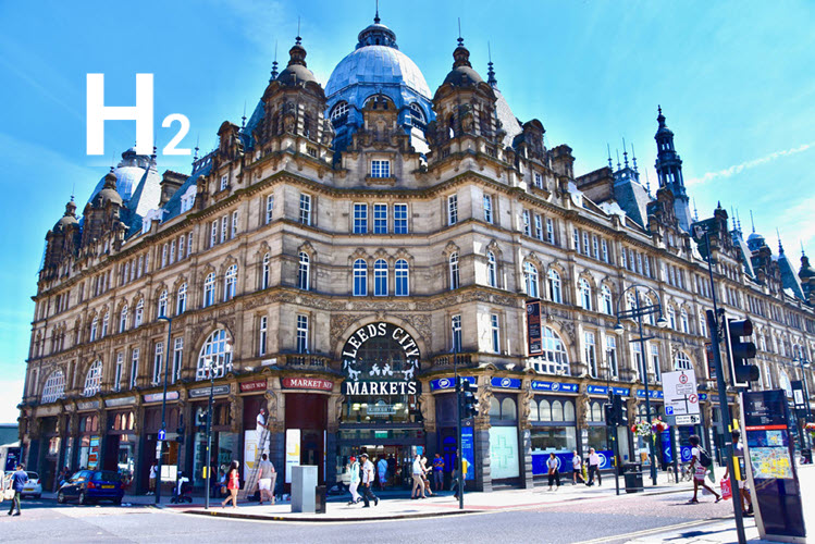 Fuel Cells Works, UK: Leeds Planning to Switch to Hydrogen