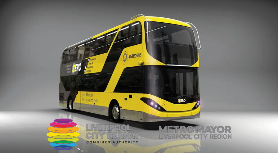 Fuel Cells Works, Liverpool Chooses Supplier for its 20 Hydrogen Fuel Cell Powered Bus Fleet