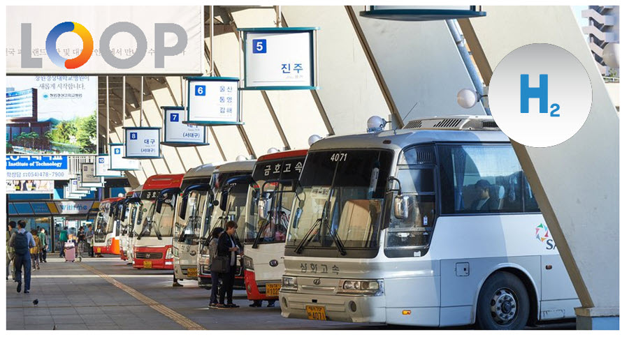 Fuel Cells Works, Loop Energy Enters Agreement With NGVI To Supply Hydrogen Fuel Cell Systems For Transit Buses In South Korea With First Purchase Order Placed
