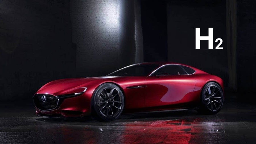 Fuel Cells Works, The Mazda RX-9 Could Be Powered by Hydrogen?