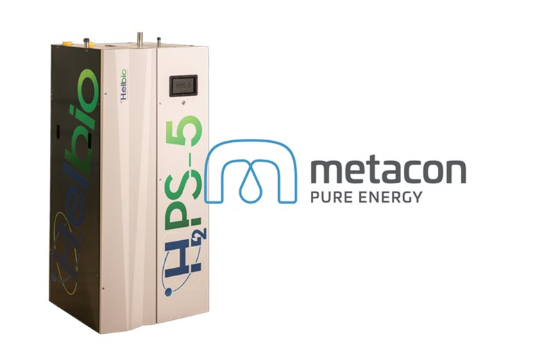 Fuel Cells Works, Metacon Signs Distribution Agreement For Japan for its H2PS-5 Hydrogen Fuel Cell Unit