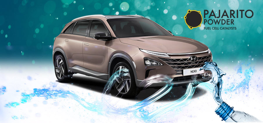 Fuel Cells Works, Hydrogen and Fuel Cell Catalyst Maker Pajarito Powder Receives Series-B Investment from Hyundai Motor