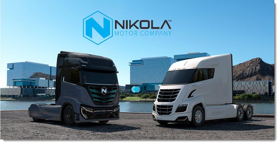 Fuel Cells Works, Throwback Thursday: HOLT Truck Centers Announced as Authorized Dealer for Nikola Portfolio of Trucks