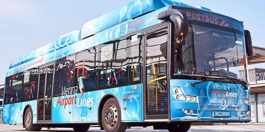 Fuel Cells Works, Austria: Hydrogen Bus Trial a Success