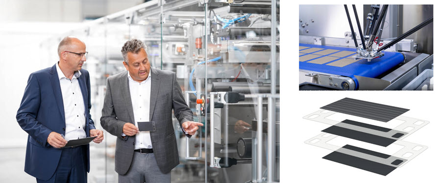 Fuel Cells Works, Optima Develops Fuel Cell Production Lines