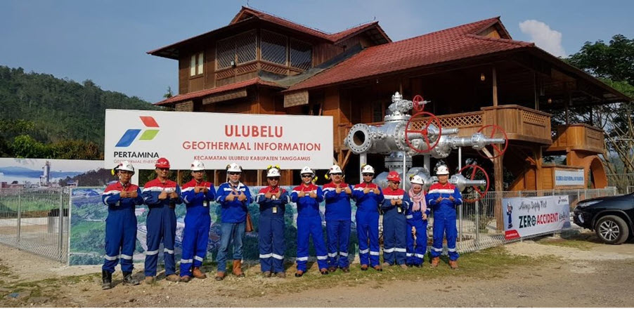 Fuel Cells Works, Indonesia: PGE to Evaluate Green Hydrogen Production at Ulubelu Geothermal Site
