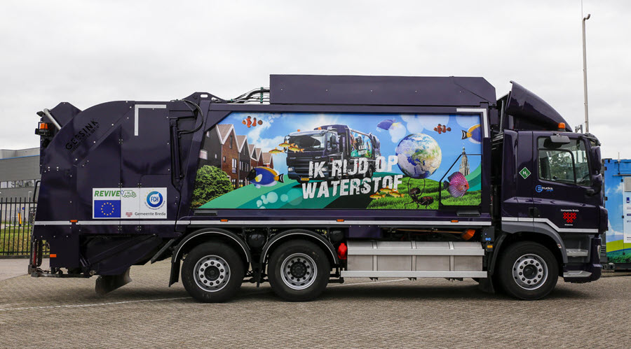 Fuel Cells Works, Engie: Waste-to-Wheels-Driving Sustainable Urban Waste Transport with Hydrogen Fuel Cells