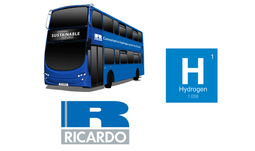 Fuel Cells Works, Ricardo to Engineer Zero Emission Buses for UK's First Hydrogen Transport Hub