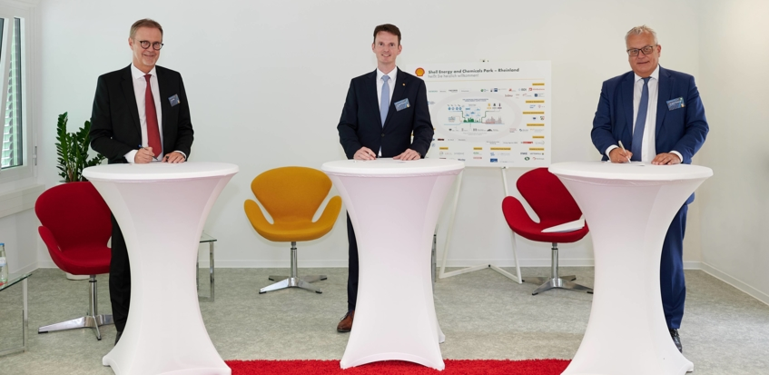 Fuel Cells Works, Shell, RheinEnergie and HGK Want to Jointly Establish a Hydrogen Economy in North Rhine-Westphalia