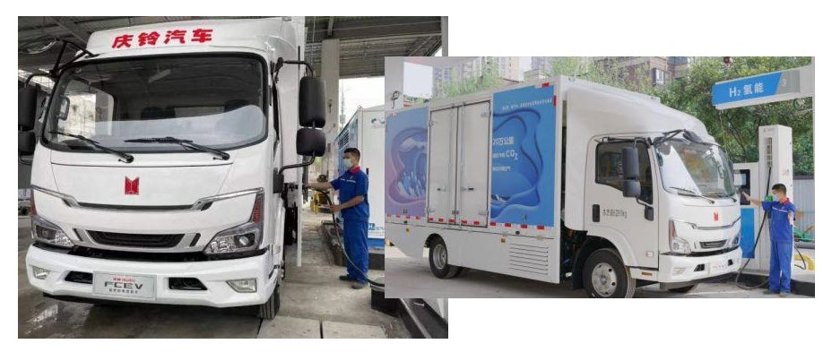 Fuel Cell Works, China's First Underground Hydrogen Storage Well Hydrogen Refueling Station Completed