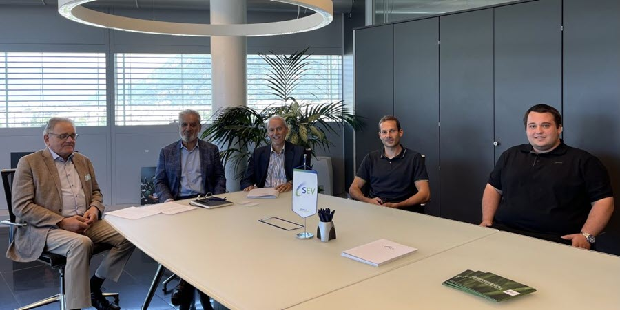 Fuel Cells Works, Italy: South Tyrolean Energy Federation Meets the Management of Hydrocell