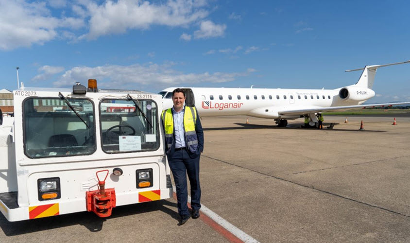 Fuel Cells Works, Teesside Airport to Pilot UK's First Hydrogen Transport Trial