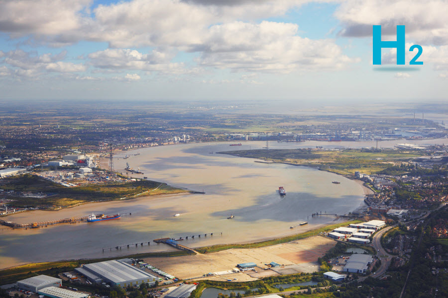 Fuel Cells Works, Thames Estuary Will be Key Player in Delivery of UK Hydrogen Strategy