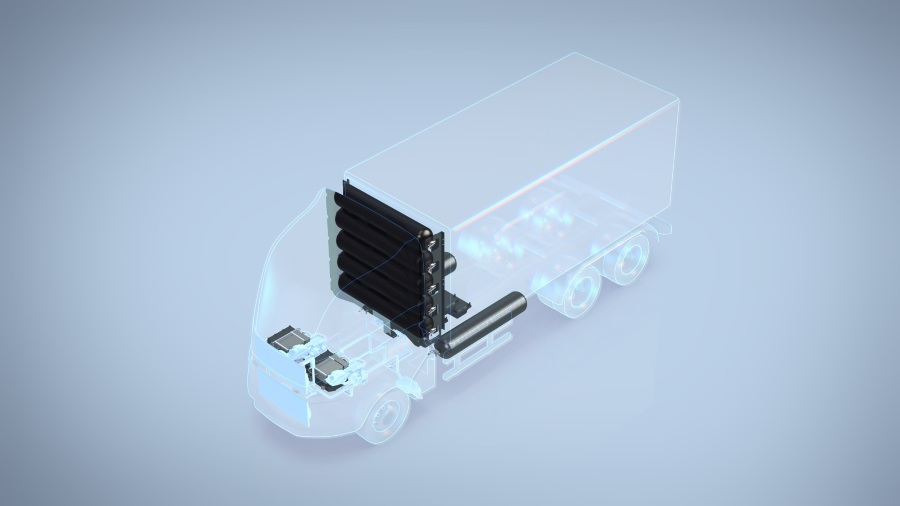 Fuel Cells Works, Faurecia Showcases Sustainable Mobility Solutions For Passenger And Commercial Vehicles At 2021 Act Expo