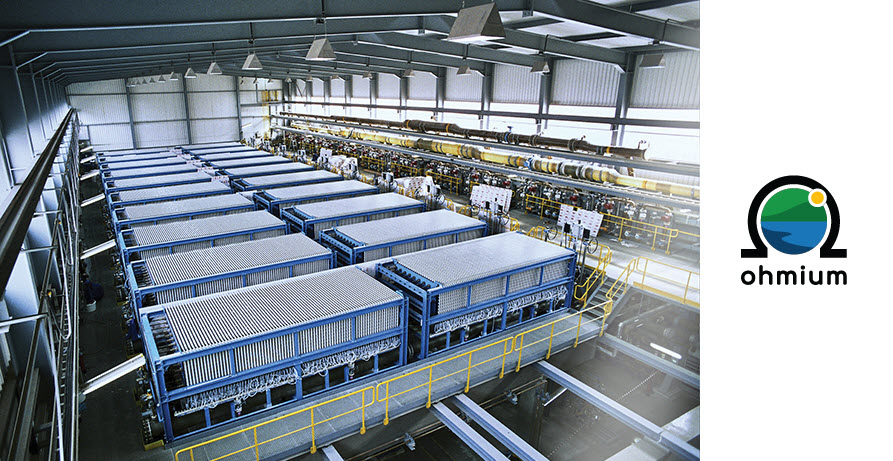 Fuel Cells Works, US-Based Ohmium Launches India's Green Hydrogen Electrolyzer Gigafactory
