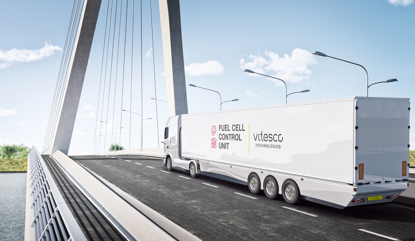 Fuel Cells Works, Electronics Expertise Of Vitesco Technologies Is Now Also Available For Fuel Cell Applications