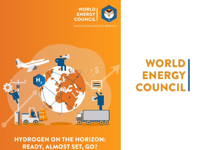 Fuel Cells Works, World Energy Council Publishes Innovation Insights Briefing: Hydrogen on the Horizon: Ready, Almost Set, Go?
