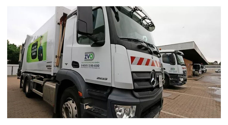 Fuel Cells Works, Germany: ZVO Buys Hydrogn Fuel Cell Powered Vehicles for Garbage Collection