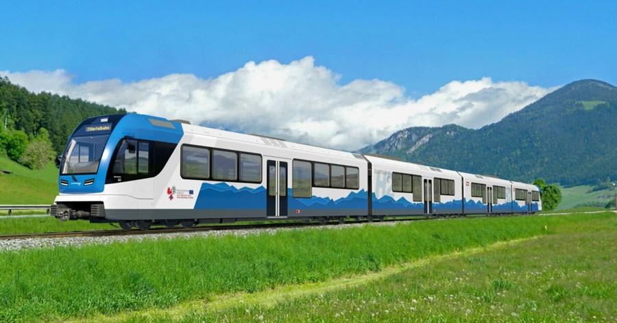 Fuel Cells Works, Zillertalbahn Hydrogen Railway Plans are Still on Track