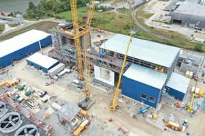 Fuel Cells Works, The Long Ridge Energy Generation Project In Hannibal, Ohio, Is On Track For Completion In September