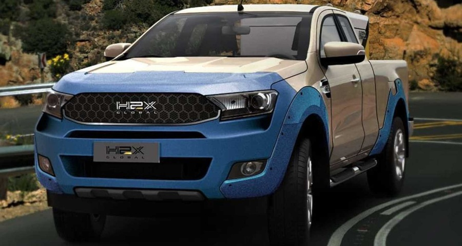 Fuel Cells Works, H2X Reveals Its New Fuel Cell-Powered Truck