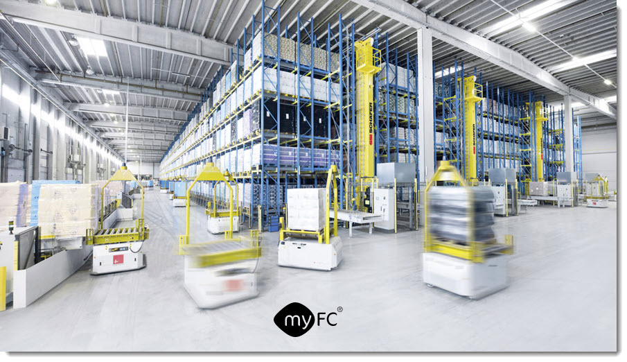 Fuel Cells Works, myFC Signs Agreement With Leading European OEM – Evaluation of Fuel Cell Solution for Automated Warehouse Robots (AGV)