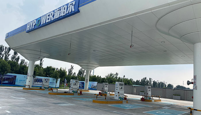 Fuel Cells Works, Howden Supplies Compressors For World's Largest Hydrogen Refuelling Station