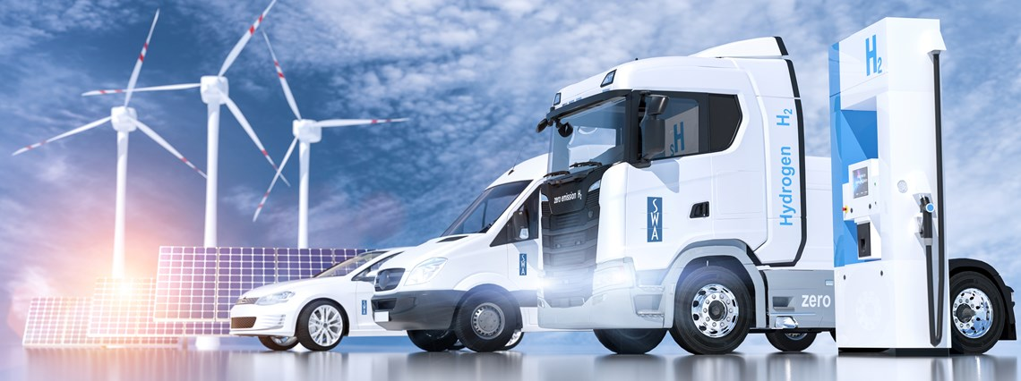 Fuel Cells Works, SWA Partners With Arcola Energy In Key Hydrogen-Powered Road Freight Trial Study