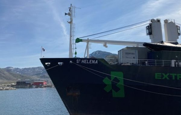 Fuel Cells Works, St. Helena's Arrival In Kangerlussuaq Kicks Off Arctic X Prix Countdown
