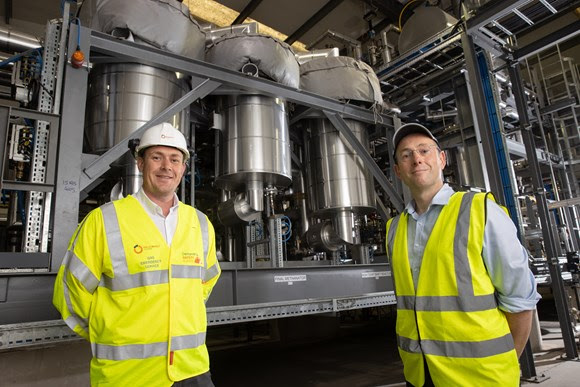Fuel cells works, Wales & West Utilities Gets Go-Ahead To Inject Hydrogen To Grid In Swindon