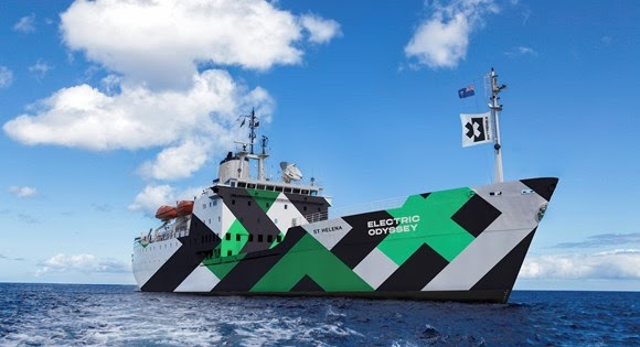 Fuel Cells Works, Royal College Of Art And Extreme E Announce Innovative Ocean Research Partnership
