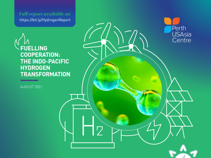 Fuel Cells Works, Fuelling Cooperation: The Indo-Pacific Hydrogen Transformation, Perth Usasia Report