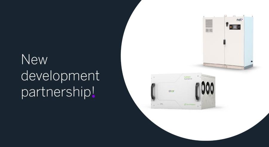 Fuel Cells Works, Nel ASA: Enters Development Partnership With SFC EnergyNel ASA: Enters Development Partnership With SFC Energy
