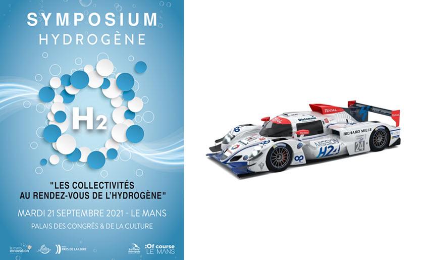 ACO at the Le Mans Hydrogen Symposium