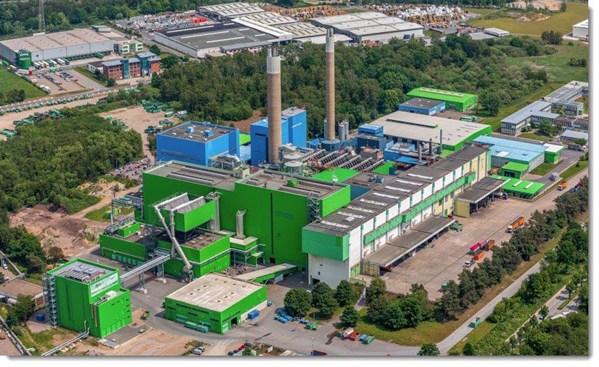Fuel Cells Works, German Waste Management Company AGR Planning for the Construction of a Hydrogen Production Plant