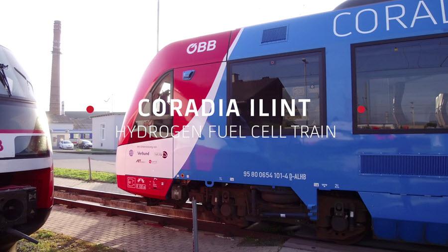 Alstom First Hydrogen Train