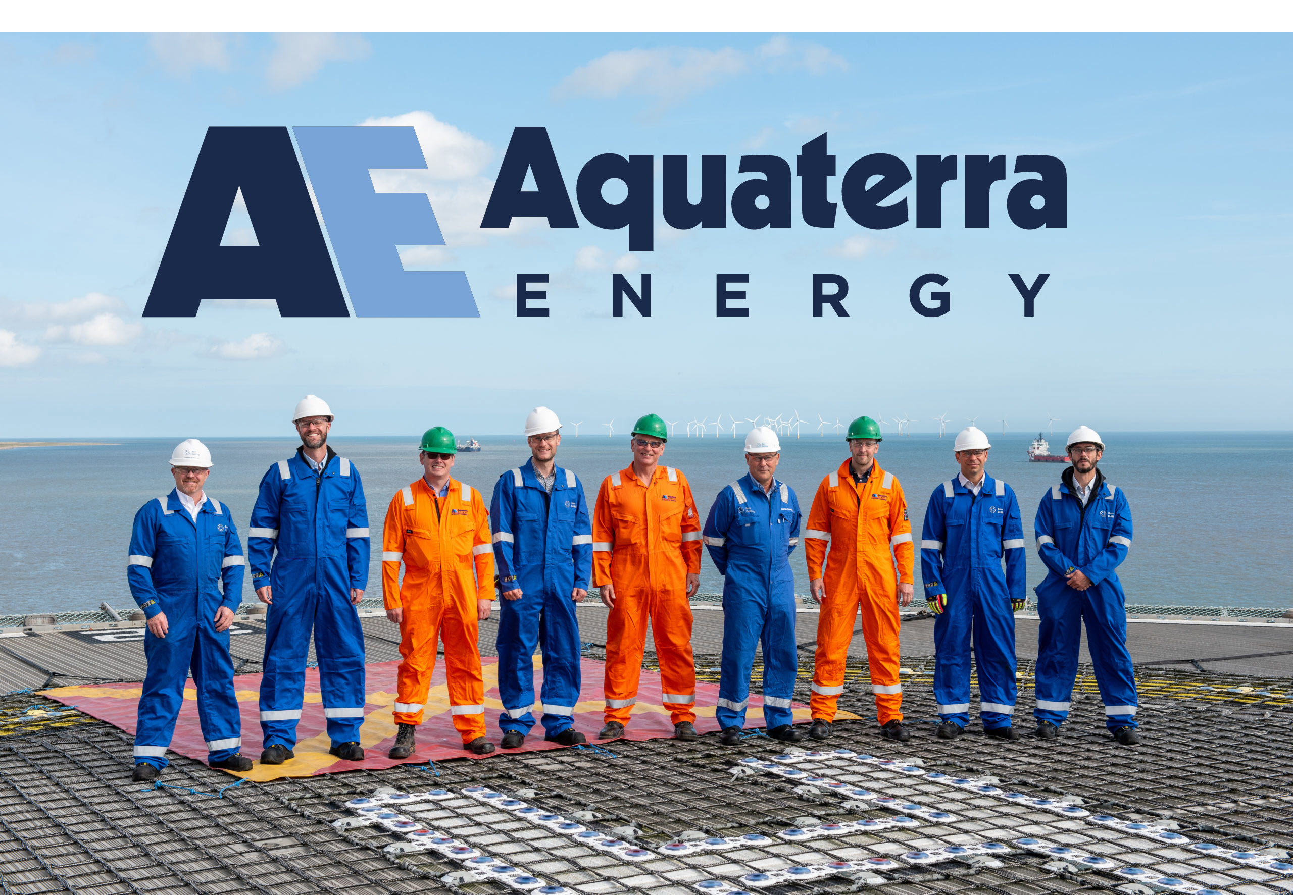 Aquaterra Energy Lhyfe and Borr Drilling form partnership for pioneering offshore green hydrogen jack up rig production concept
