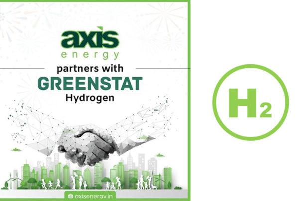 Axis Energy Ventures Partners with Norwegian Startup Greenstat Hydrogen