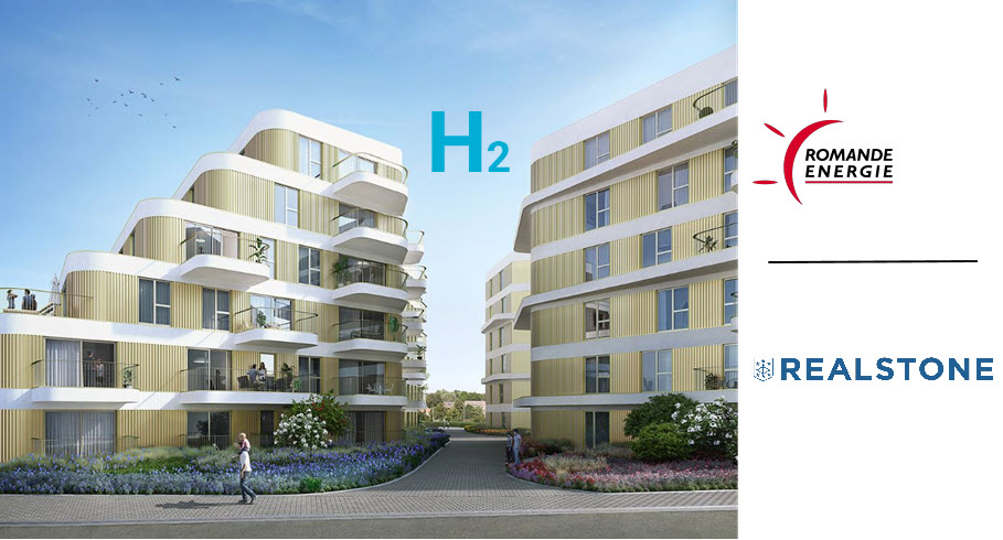Consortium Wants to Combine Hydrogen and Real Estate