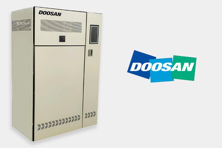 Fuel Cells Works, Doosan Develops Most efficient 10kW SOFC Fuel Cells for Buildings and Homes
