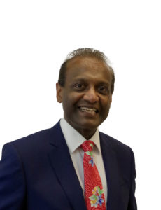 Dr R V Ahilan