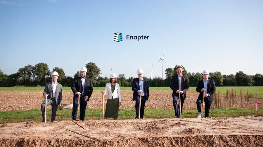 Enapter Groundbreaking