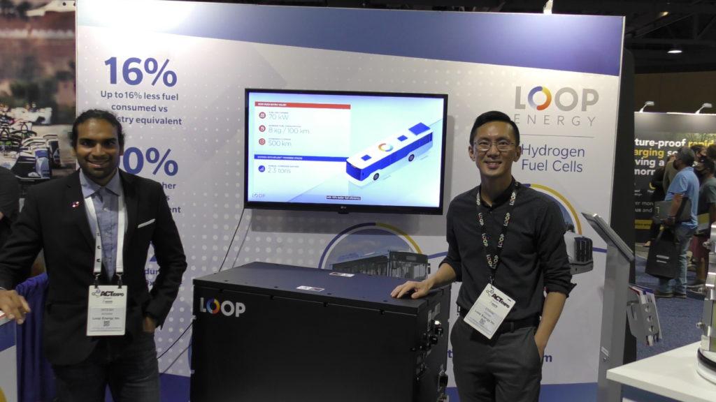 Fuel Cells Works Interviews Loop Energys Marketing Director Ethan Hugh 2