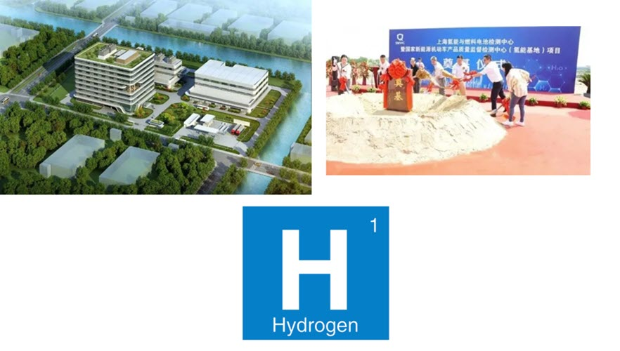 Fuel Cells Works, Groundbreaking Ceremony Held for Shanghai Hydrogen Energy and Fuel Cell Testing Center