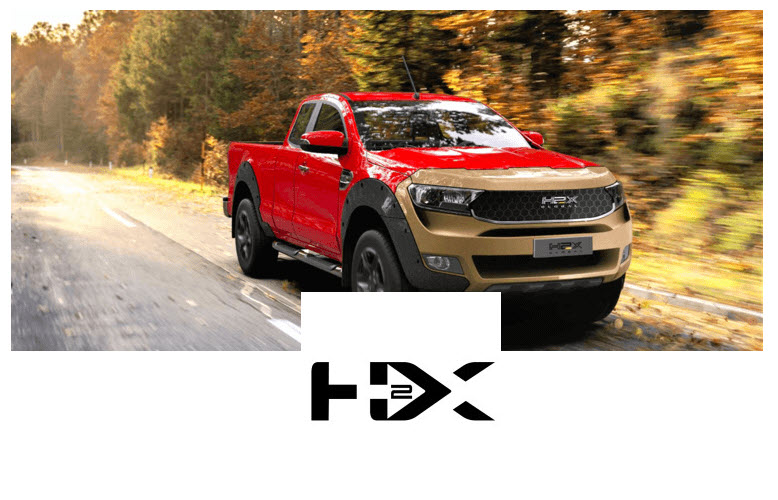 Fuel Cells Works, H2X Gears Up to Launch its Hydrogen Powered Warrego Ute in November