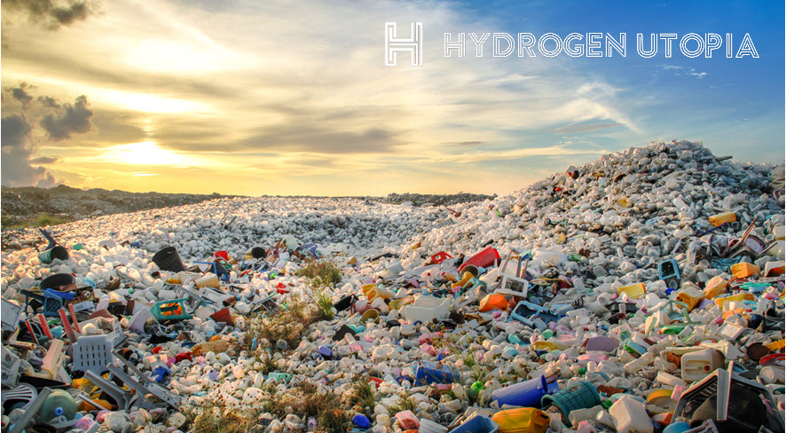 Fuel cells works, Hydrogen Utopia & Linde to Enter an Agreement to Deploy Powerhouse Energy Group Dmg Plastic Waste-to-hydrogen System in Europe