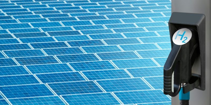 Fuel cells works, Researches Set a New Efficiency Record Set for Solar Hydrogen Production